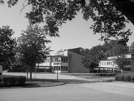 Ventex på Östralycke i Karlshamn
