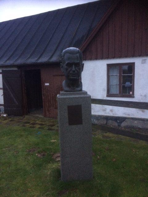 Dag Hammarskölds museum i Backåkra