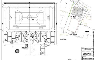Vedebyhallen – Ny B-hall